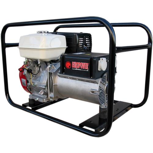 Генератор бензиновый Europower EP 6500 T 3X230V для ж/д в Хвалынске