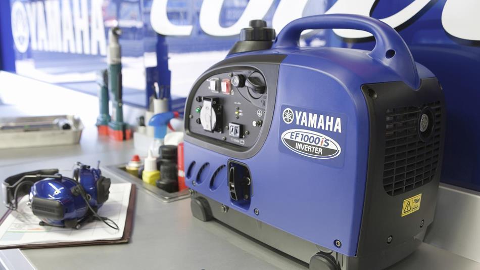 Генератор Yamaha EF1000 в Хвалынске