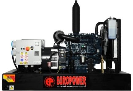 Генератор дизельный Europower EP 163 DE в Хвалынске