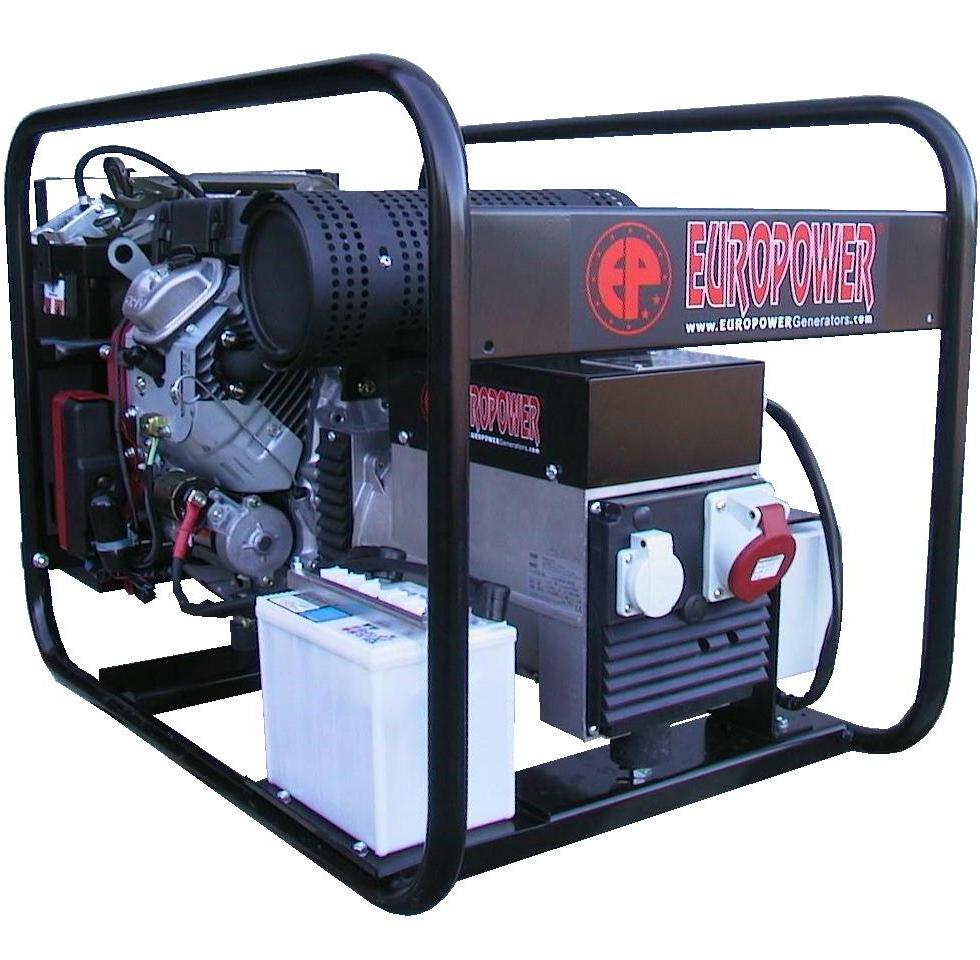Генератор бензиновый Europower EP 13500TE в Хвалынске