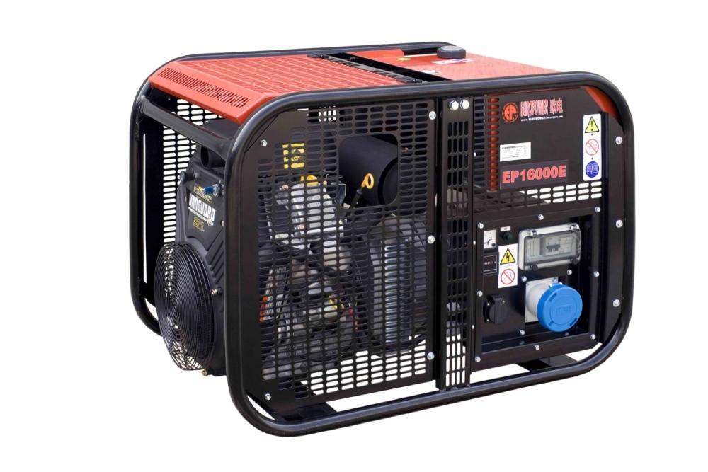 Генератор бензиновый Europower EP 16000 E в Хвалынске