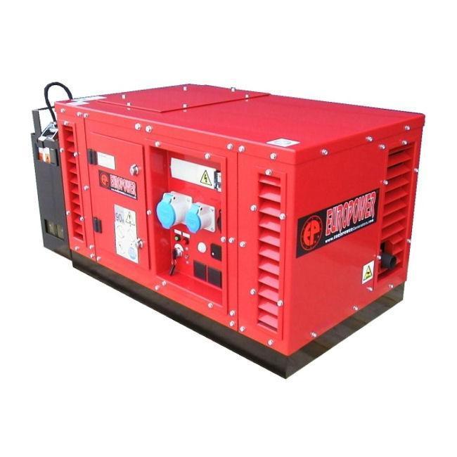 Генератор бензиновый Europower EPS 10000 E в Хвалынске