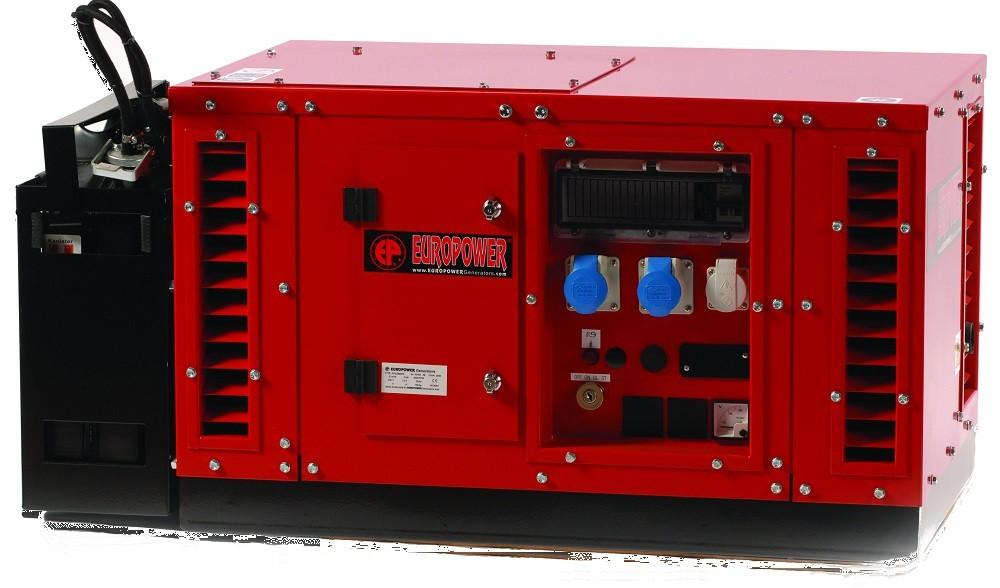 Генератор бензиновый Europower EPS 15000 TE в Хвалынске