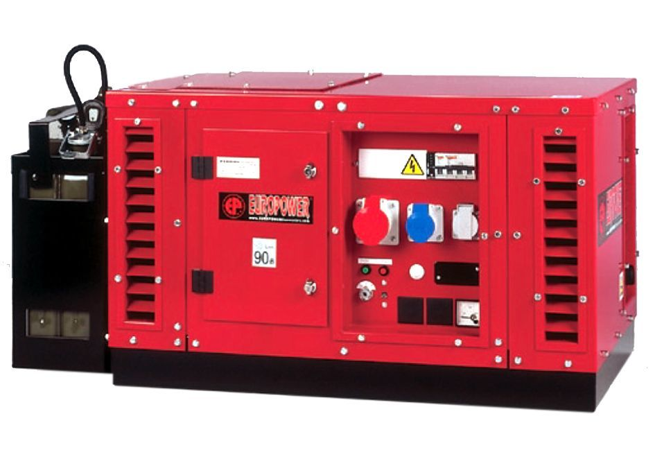 Генератор бензиновый Europower EPS 6000 E в Хвалынске