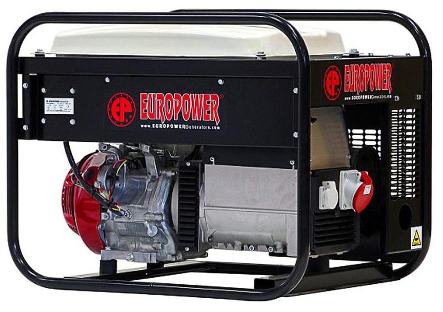 Генератор бензиновый Europower EP 6500 TLN в Хвалынске