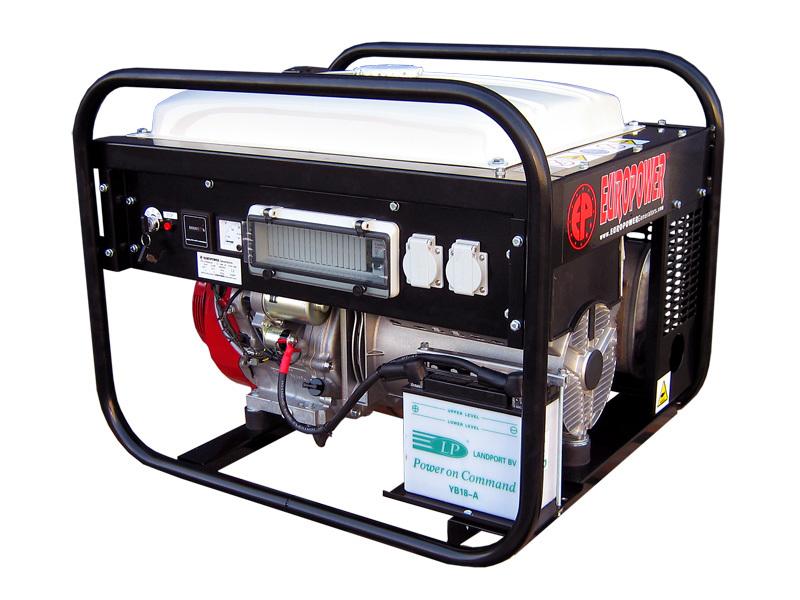 Генератор бензиновый Europower EP 7000 LE в Хвалынске