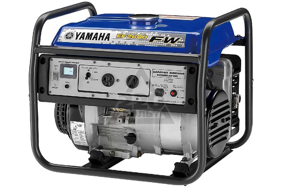 Генератор Yamaha  EF2600 в Хвалынске