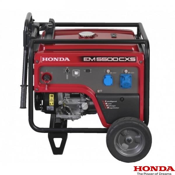 Генератор Honda EM5500 CXS 1 в Хвалынске