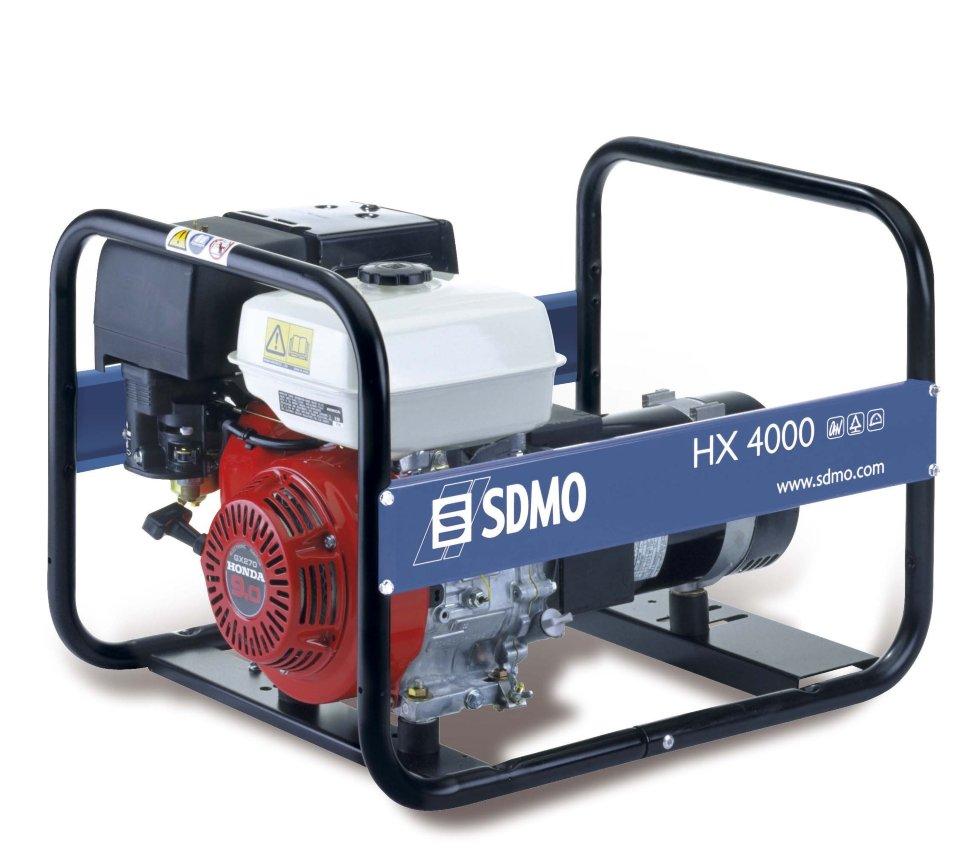 Генератор SDMO HX 4000-S в Хвалынске