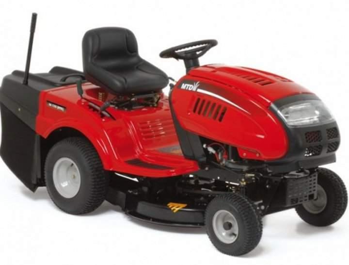 Садовый трактор MTD OPTIMA LE 175 H (SPECIAL) в Хвалынске